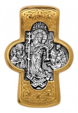 Воскресение.Крест нательный. Aртикул 101.015