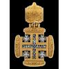 КАТАЛОГ КРЕСТЫ НАТЕЛЬНЫЕ: Иерусалимский крест. Артикул  101.262