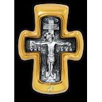 «Распятие. Свт. Николай Чудотворец. Молитва» Артикул:  101.276