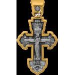 Распятие. Сергий Радонежский. Молитва Кресту. Артикул: 101.508