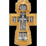Распятие. Святая Троица. Икона Божией Матери «Державная». Семь святых. Артикул: 101.515