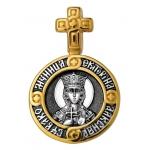 Святая великомученица Екатерина. Ангел Хранитель. Образок. Aртикул 102.107