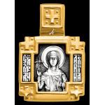 «Святая равноапостольная Нина. Ангел Хранитель» Артикул  102.145