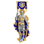 Св. Александр Невский. Артикул: 103.286-К
