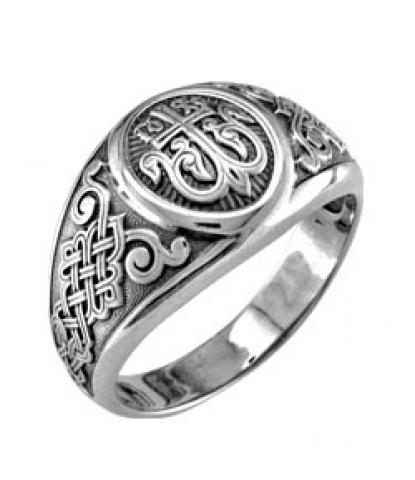 Процветший Крест.Охранное кольцо. Aртикул 108.040