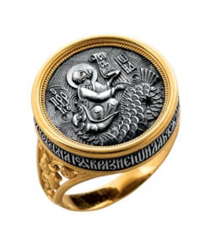 Святой пророк Иона.Охранное кольцо. Aртикул 108.041