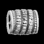Бусина «Молитва Оптинских старцев». Артикул: 114.071