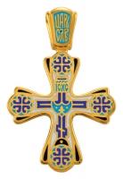 Голгофа. Чудись Божию Чудному Чуду.Крест нательный. Aртикул 103.011 (*Изделие выпускается разных цветов)