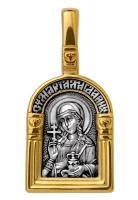 Святая мироносица равноапостольная Мария Магдалина. Ангел Хранитель. Образок. Aртикул 102.110