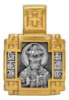 Святитель Филипп митрополит Московский. Ангел Хранитель. Образок. Aртикул 102.113
