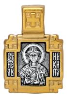 Святитель Никита епископ Новгородский. Ангел Хранитель. Образок. Aртикул 102.114