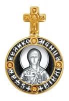 Святая мученица Иулия (Юлия). Ангел Хранитель. Образок. Aртикул 102.140
